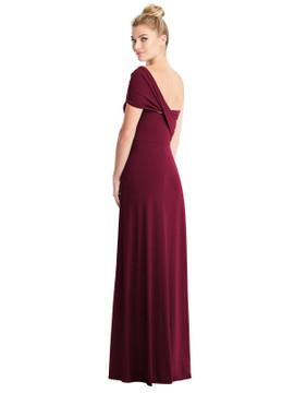 Loop Convertible Long Dress