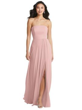 Bella Bridesmaids Dress BB132 in 64 colors in rose