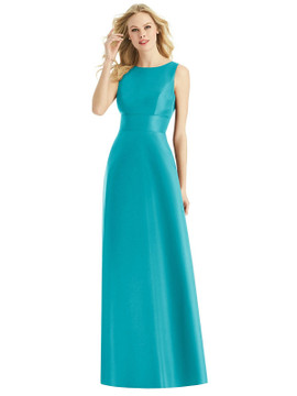 Bella Bridesmaids Dress BB108 in 10 colors vintage teal