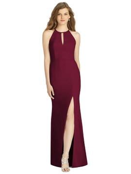 Bella Bridesmaids Dress BB122 in 33 colors in cabernet