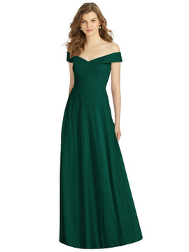 Off the Shoulder Ball Gown Evening Dress by Bella Bridesmaids BB123 in 64 colors