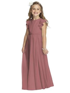 Dessy Flower Girl Dress FL4038 in 64 colours