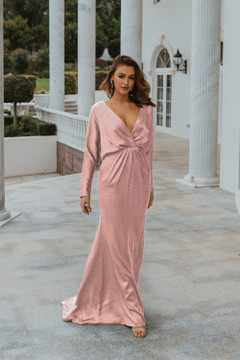 Nelson TO876 Bridesmaids Dress by Tania Olsen in Rose