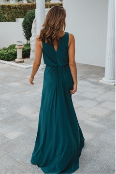 Novara TO871 Bridesmaids Dress by Tania Olsen in Pine