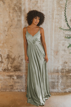 Yulara TO863 Bridesmaids Dress by Tania Olsen in Sage