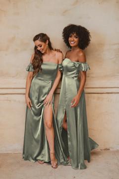 Osaka TO874 Bridesmaids Dress by Tania Olsen in Sage