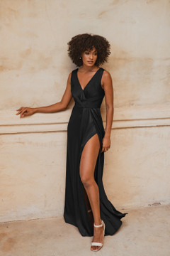 Athens TO862 Bridesmaids Dress by Tania Olsen in Black