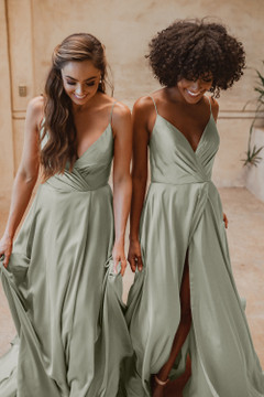 Suva TO875 Bridesmaids Dress by Tania Olsen in Sage