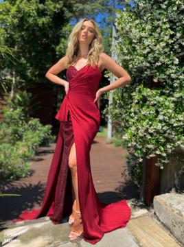 Nia Dress JX5009 by Jadore Evening