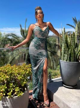 Salma Dress JX5034 by Jadore Evening