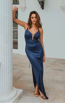 Dallas PO898 Evening Dress by Tania Olsen