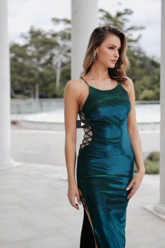 Casper PO894 Evening Dress by Tania Olsen