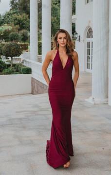 Genoa PO899 Evening Dress by Tania Olsen