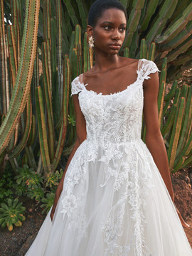 Bromo Gown by Pronovias