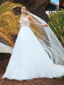 Skellig Wedding Gown by Pronovias Barcelona Bridal