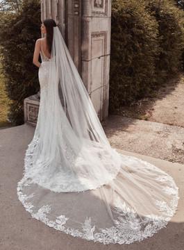 Thalia Veil by Calla Blanche Bridal - Veil only