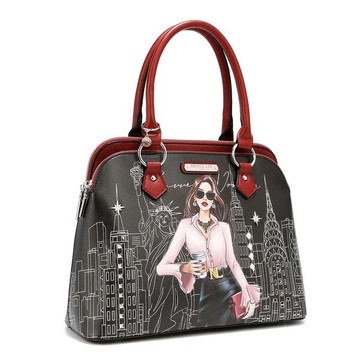 Nicole Lee CAREER WOMAN DOME SATCHEL by Ameise