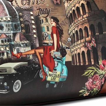 Nicole Lee Memory Of Rome Weekender by Ameise