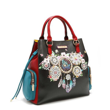 Nicole Lee Dream Of All Colours Tote by Ameise