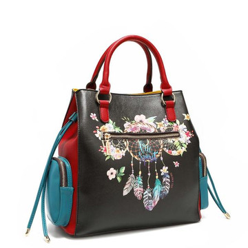 Nicole Lee DREAM OF ALL COLORS TOTE by Ameise