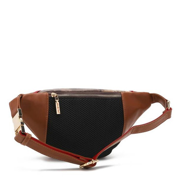 Nicole Lee STUDDED FANNY PACK-MEMORY OF ROME by Ameise