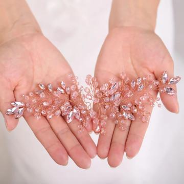 Bridal tiara Wedding Headband Rinestone