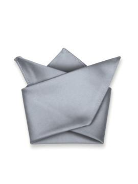 Pocket Squares in Duchess Satin