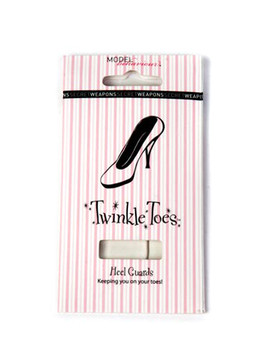 Twinkle Toes Heel Guards
