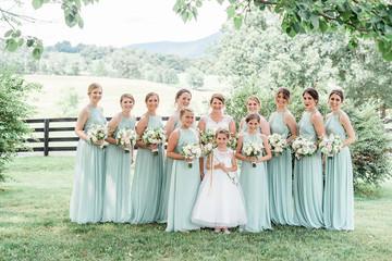 Social Bridesmaids 8151
