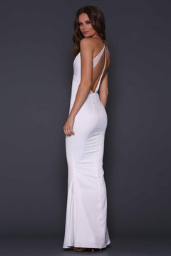 Raphael Dress By Elle Zeitoune White