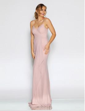 Les Demoiselle 1091 Bridesmaid Dresses Sydney Online Australia Canberra Melbourne Brisbane Perth