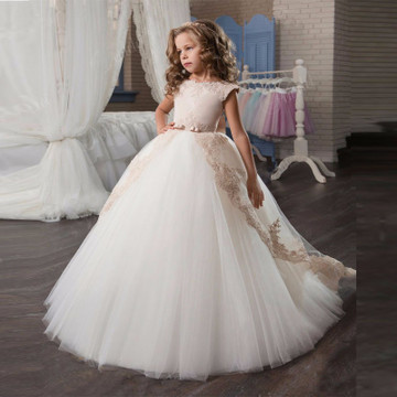 Cindy Flower Girl Dress