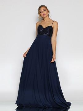 LD1093 Les Demoiselle Sequin Bridesmaid Dresses Online Afterpay Sydney