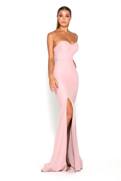 Araya Dress Blush by Portia & Scarlett