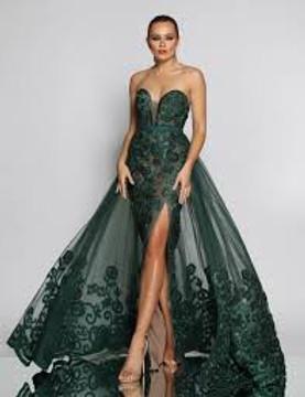 Sienna Overlay Skirt JX1067 by Jadore