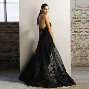 Jadore JX1066 Kendall overlay skirt