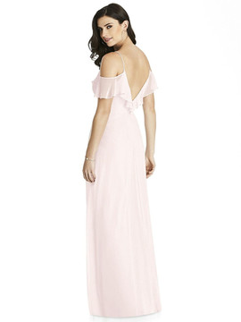 Dessy Bridesmaid Dress 3020