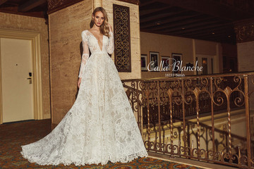 Sarah Wedding Gown by Calla Blanche