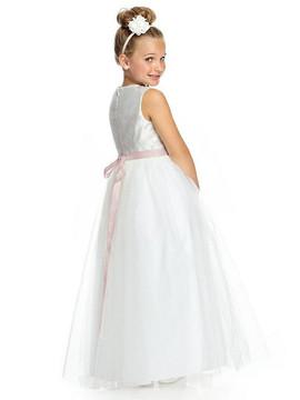 Dessy Flower Girl Dress FL4040