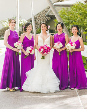 After Six Bridesmaid 1505, 1502, Dessy 2921,