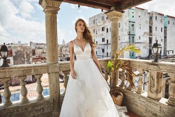 Tatum Wedding Gown by Calla Blanche