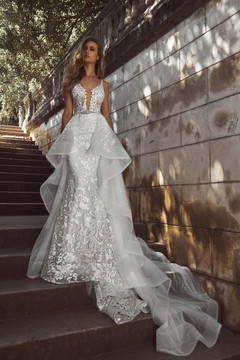 Mirai Gown by Calla Blanche (with Skirt)
