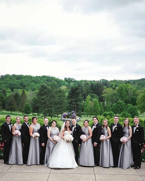 Alfred Sung Bridesmaids D707