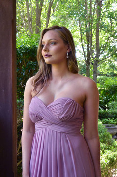 Tussah Bridesmaids by Miss Anne style 217008