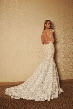 Mylie Wedding Gown by Calla Blanche