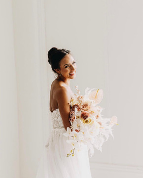 Shannon Wedding Gown by Calla Blanche