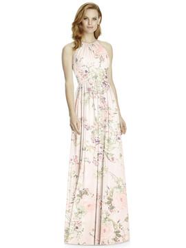 Dessy Bridesmaid Dress 4511