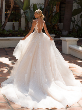 Samson J6704 by Moonlight Bridal