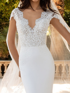 Milady Wedding Gown by Pronovias