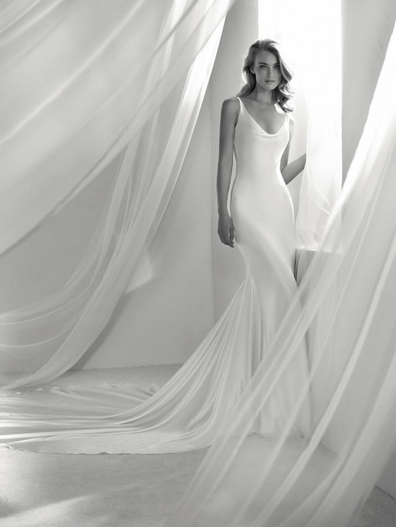 Ribelia Gown by Pronovias